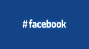 Facebook hashtag nouvelle apparence