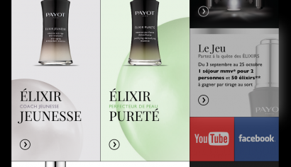Payot elixirs