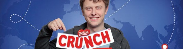 Crunch-campagne-Norman-super-social-movie