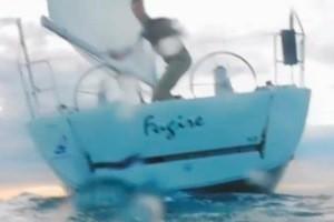 Campagne choc sortie en mer Guy Cotten