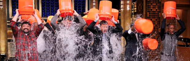 Ice Bucket Challenge - Réseaux sociaux