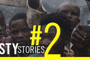 Brand content AmnestyStories