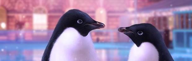 john lewis campagne pingouin