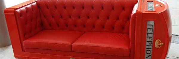 Canapé anglais