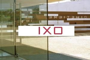 IXO architecture : site responsive