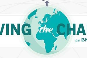 BNP Paribas - Campagne Livingthechange