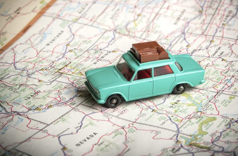 Image interactive - Les contrôles à réaliser sur votre auto avant de partir en vacances