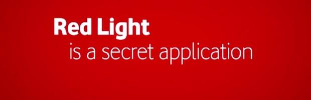 red light : l'appli secrète de Vodafone