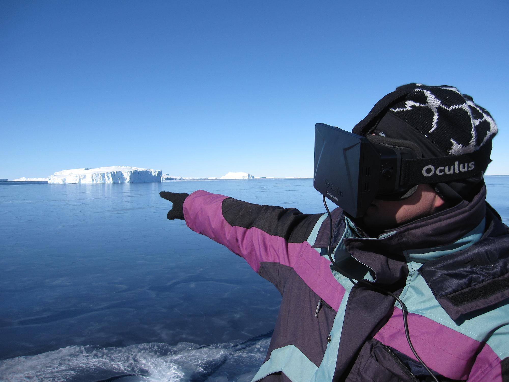 réalité virtuelle vr Amaury Solignac